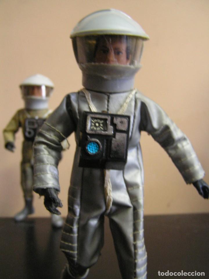 Madelman: Madelman MDE original segunda generación. Astronauta 2001 Odisea Espacial. Unico en TC. Completo - Foto 5 - 195318840