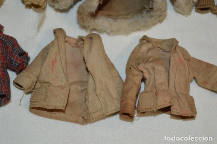 Madelman: Ropas varias de / para MADELMAN ORIGINAL antiguo - 1ª Etapa / Años 70 - ¡Mira! - Foto 4 - 195331368