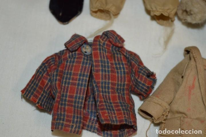 Madelman: Ropas varias de / para MADELMAN ORIGINAL antiguo - 1ª Etapa / Años 70 - ¡Mira! - Foto 8 - 195331368