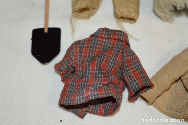 Madelman: Ropas varias de / para MADELMAN ORIGINAL antiguo - 1ª Etapa / Años 70 - ¡Mira! - Foto 14 - 195331368