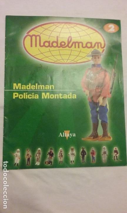 FASCICULO MADELMAN (Juguetes - Figuras de Acción - Madelman)