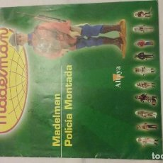 Madelman: FASCICULO MADELMAN. Lote 195685685