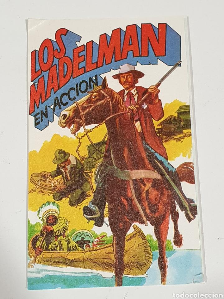 CATÁLOGO LOS MADELMAN EN ACCION -MADELMAN ORIGINAL-LOS MADELMAN EN ACCION -CATALOGO MADEL 1977 (Juguetes - Figuras de Acción - Madelman)