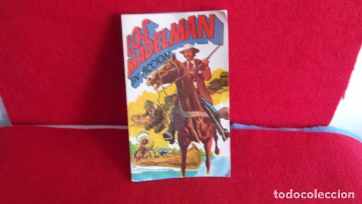 Madelman: librito muestrario los madelman en accion - Foto 2 - 199268375