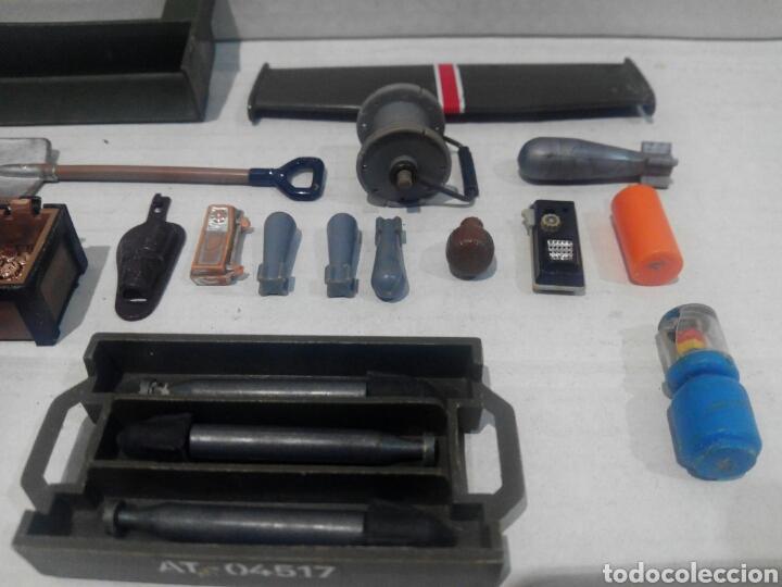 Madelman: Lote accesorios Madelman originales y Geyperman - Foto 2 - 203396647