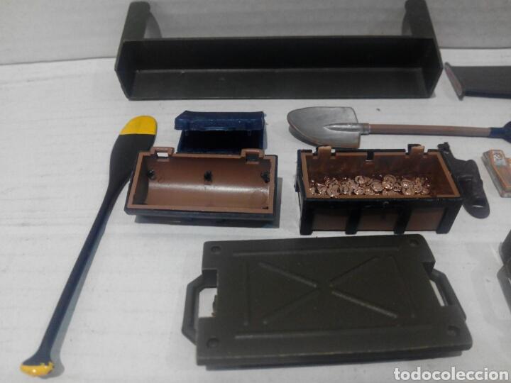 Madelman: Lote accesorios Madelman originales y Geyperman - Foto 3 - 203396647