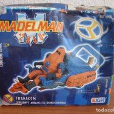 Madelman: MADELMAN 2050 TRANSCOM A ESTRENAR.(LLEVA SOLAMENTE LA NAVE).. Lote 203446232