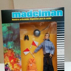 Madelman: MADELMAN - MARINERO SERVICIO PORTAVIONES - EQUIPO INDIVIDUAL - SEGUNDA GENERACIÓN - REF. 1052. Lote 204456748
