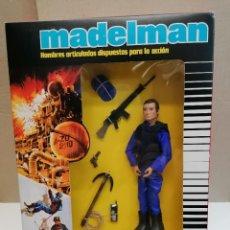Madelman: MADELMAN - OPERACIONES ESPECIALES - EQUIPO INDIVIDUAL - SEGUNDA GENERACIÓN - REF. 1210. Lote 204457425