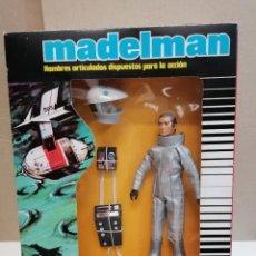 Madelman: MADELMAN - INVESTIGACIÓN ESPACIAL - ASTRONAUTA 2001 - EQUIPO INDIVIDUAL - REF. 1070. Lote 204458016