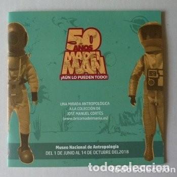 CATÁLOGO ESPECIAL ANIVERSARIO 50 AÑOS MADELMAN (Juguetes - Figuras de Acción - Madelman)