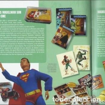 Madelman: Catálogo especial Aniversario 50 años Madelman - Foto 5 - 204592347
