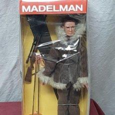 Madelman: JUGUETE MADELMAN DE ALTAYA... ESQUIMAL... AÑOS 70. Lote 204840601