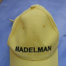 Madelman: GORRA DEL CLUB MADELMAN.... Lote 205031400