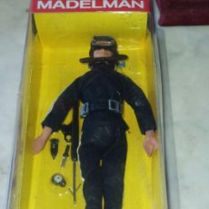 Madelman: HOMBRE RANA .MADELMAN ALTAYA. FIGURA EN BLISTER SIN ABRIR. Lote 206305122