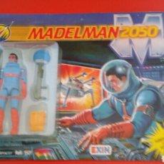 Madelman: MADELMAN 2050 DARMAN MECÁNICO Y PILOTO PRUEBAS HOMBRES COTA REF.1501 CON CÓMIC.EXIN 1988.SIN ABRIR.. Lote 206371951