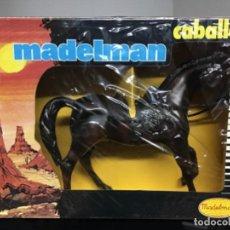 Madelman: CAJA CABALLO MADELMAN ALAZAN CON PRECINTO ORIGINAL. Lote 206403458