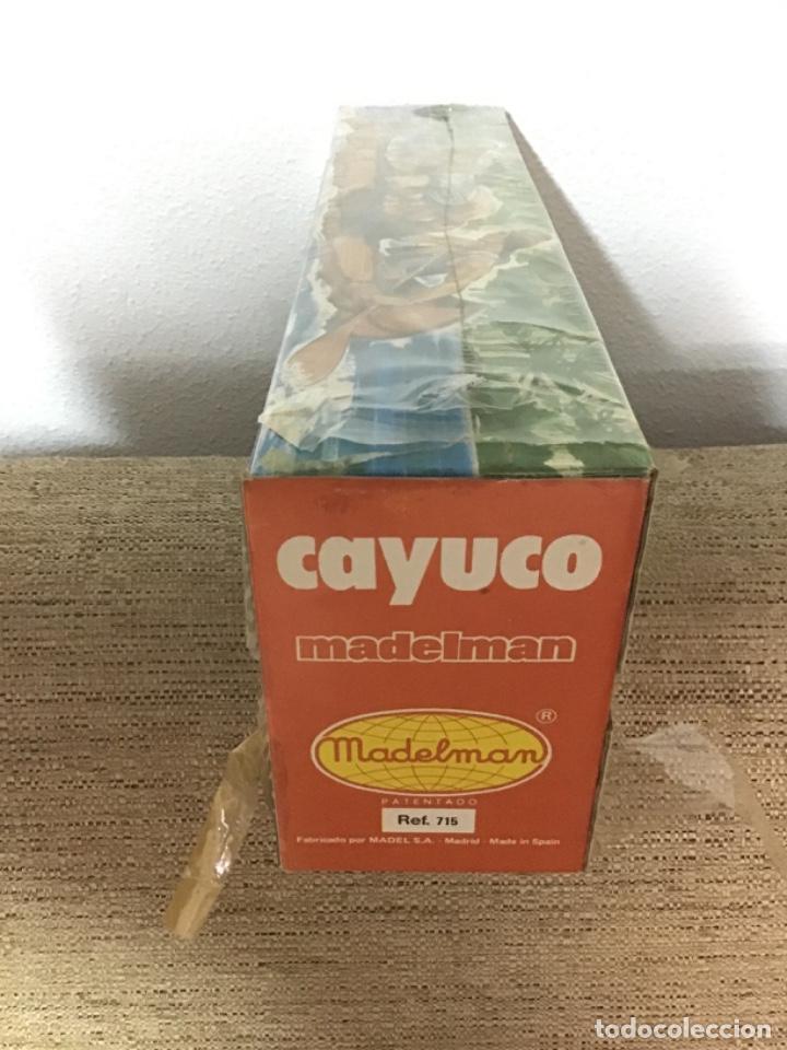 Madelman: Caja madelman cayuco original - Foto 2 - 206904018