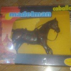Madelman: MADELMAN ORIGINAL. CABALLO EN CAJA. VER FOTOS .. Lote 207147380