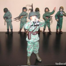Madelman: MADELMAN MDE SOLDADO MILITAR OFICIAL SEGUNDA GUERRA MUNDIAL. WWII.. Lote 253667245