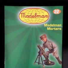Madelman: MADELMAN ALTAYA - Nº 22 ACCESORIO - MORTERO. Lote 210247630