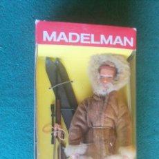 Madelman: MADELMAN ALTAYA - EXPEDICIÓN POLAR SKIES - CON CAJA - SIN USAR. Lote 211903341