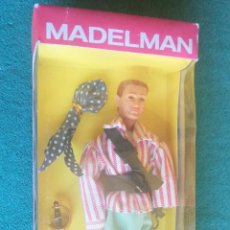 Madelman: MADELMAN ALTAYA - PIRATA GARFIO - CON CAJA - SIN USAR. Lote 211904443