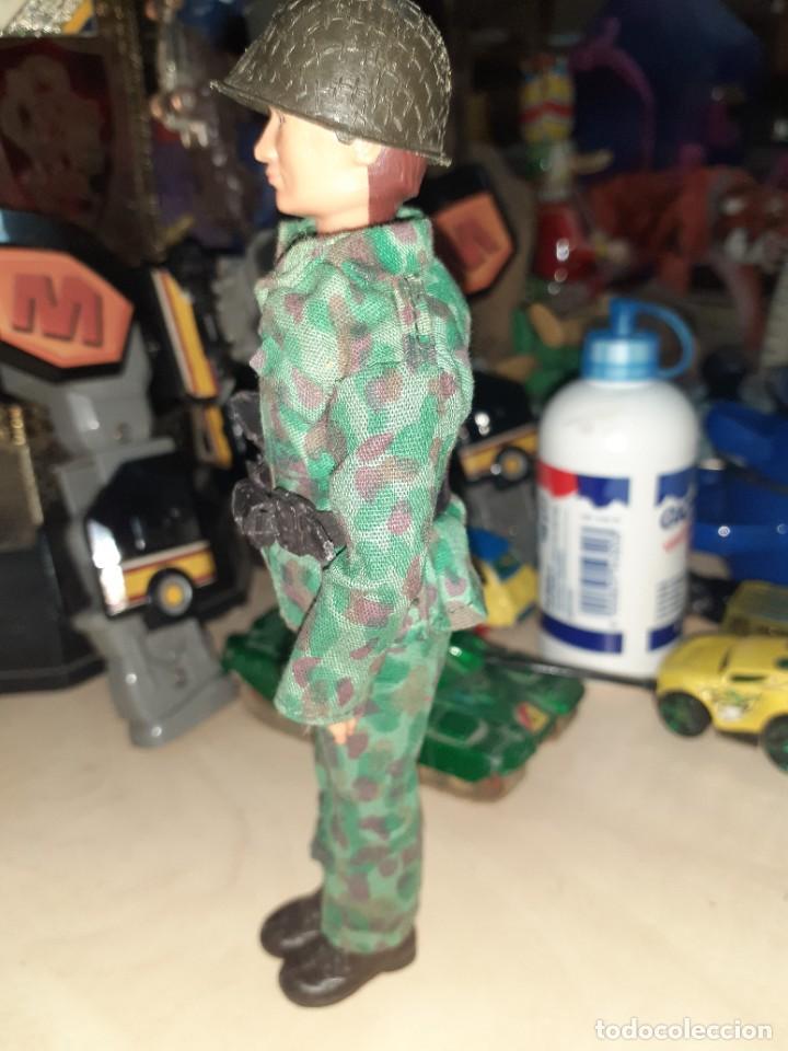 Madelman: Madelman original 1ªserie.Soldado americano del Vietnam.Años 70. - Foto 4 - 212326311