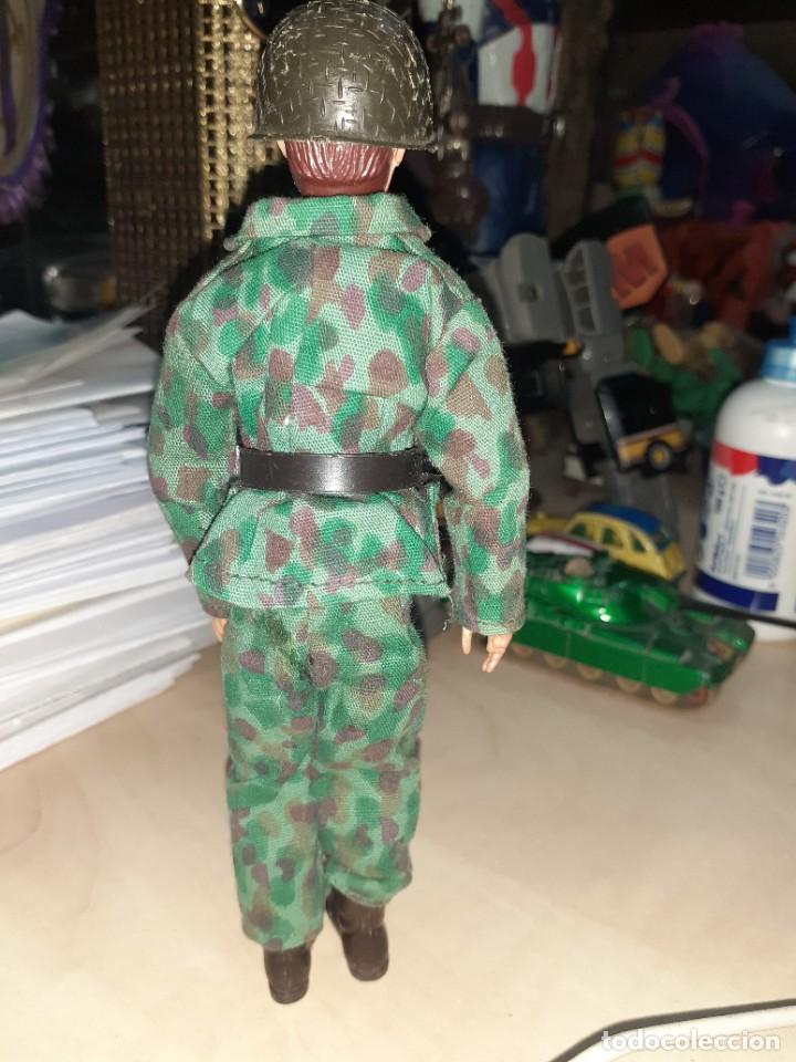 Madelman: Madelman original 1ªserie.Soldado americano del Vietnam.Años 70. - Foto 5 - 212326311