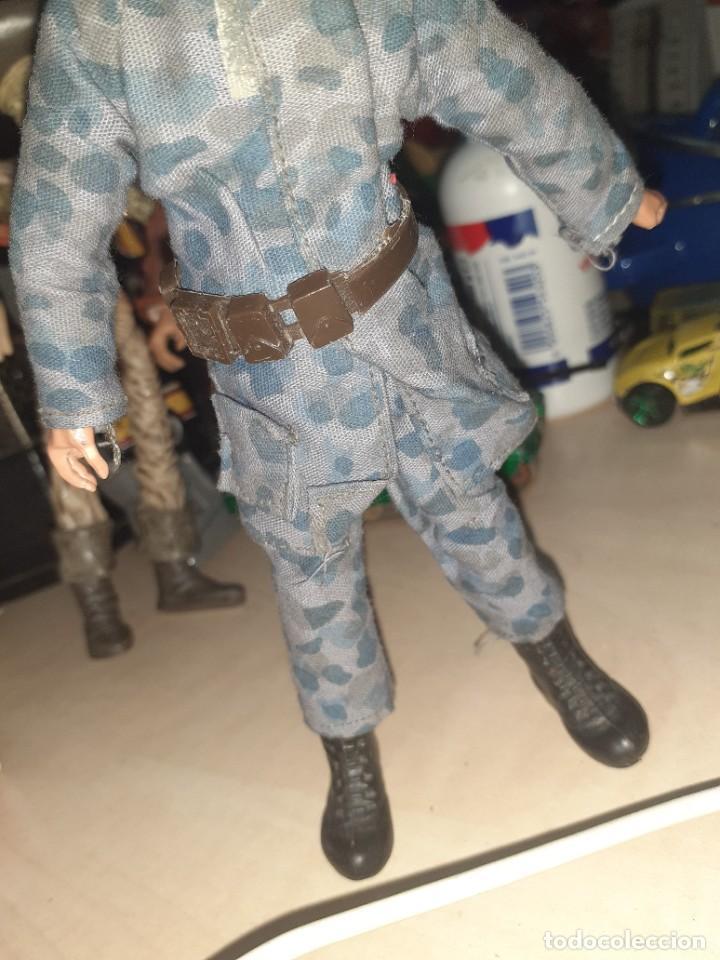 Madelman: Madelman original 1ªserie años 70.Soldado de Infantería de Marina. - Foto 4 - 212397468