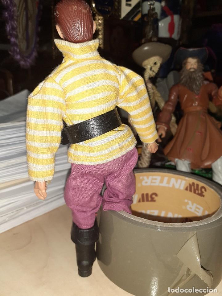 Madelman: Madelman original 1ªserie años 70.Con la ropa del pirata Jim Black.Con faltas. - Foto 4 - 212402695
