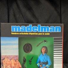 Madelman: IMPECABLE MADELMAN EXPLORADOR INDIO 7 DE CABALLERÍA A ESTRENAR. Lote 215420347