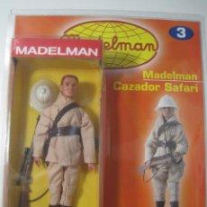 Madelman: MADELMAN CAZADOR SAFARI DE ALTAYA NUEVO EN CAJA CON FASCICULO NUMERO 3. Lote 217263488