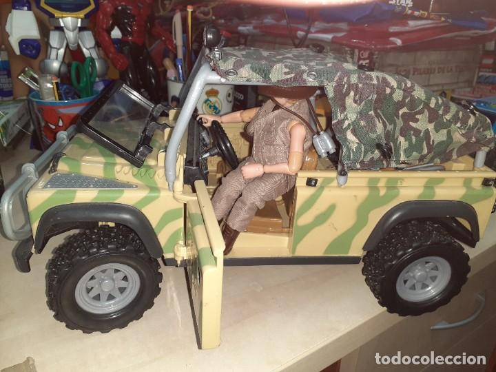 Madelman: Madelman.Land Rover 4 x 4.Safari. - Foto 3 - 217515176