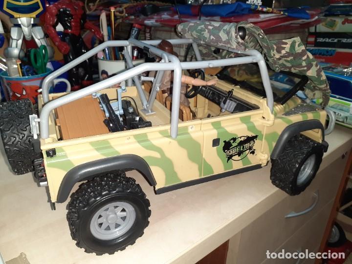 Madelman: Madelman.Land Rover 4 x 4.Safari. - Foto 7 - 217515176