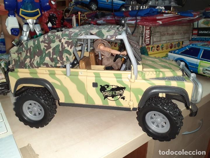 Madelman: Madelman.Land Rover 4 x 4.Safari. - Foto 8 - 217515176