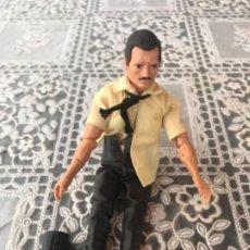 Madelman: SHERIF DE MADELMÁN, CON SUS ACCESORIOS, TODOS DE 2ª GENERACIÓN ORIGINAL AÑOS 70. Lote 218367770