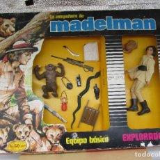 Madelman: MADELMAN EXPLORADORA REF 522 COMPLETA Y TOTALMENTE ORIGINAL.. Lote 219337612