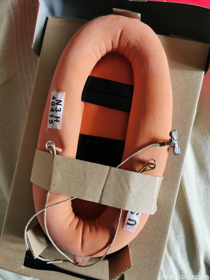 Madelman: Lancha canoa balsa altaya nueva sin jugar en caja - Foto 5 - 110553715