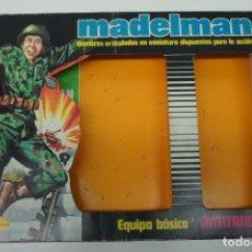 Madelman: CAJA VACIA MADELMAN EQUIPO BÁSICO ANTITANQUE .. Lote 221547662