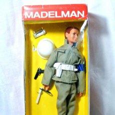 Madelman: FIGURA DE ACCION MADELMAN POLICIA MILITAR, ALTAYA, EDIDIÓN LIMITADA 14103 , NUEVO CON CAJA *. Lote 145476854