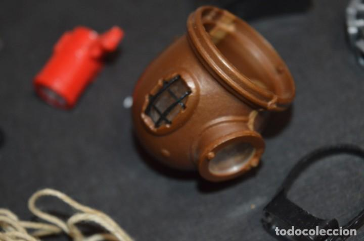 Madelman: Lote 07- Piezas/accesorios variados de MADELMAN antiguo / Todo original MADEL ¡Mirar fotos/detalles! - Foto 5 - 224921875
