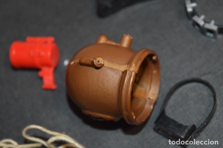 Madelman: Lote 07- Piezas/accesorios variados de MADELMAN antiguo / Todo original MADEL ¡Mirar fotos/detalles! - Foto 6 - 224921875