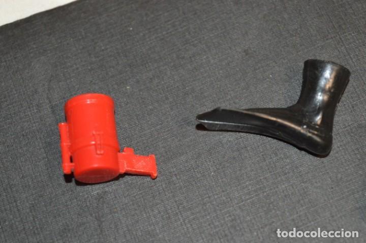 Madelman: Lote 07- Piezas/accesorios variados de MADELMAN antiguo / Todo original MADEL ¡Mirar fotos/detalles! - Foto 9 - 224921875