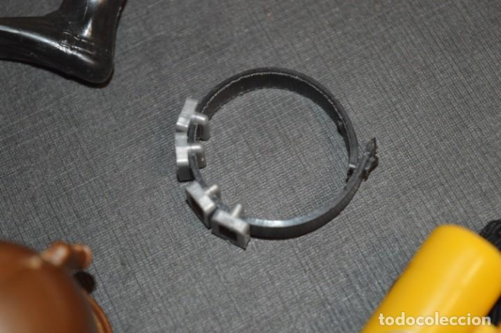 Madelman: Lote 07- Piezas/accesorios variados de MADELMAN antiguo / Todo original MADEL ¡Mirar fotos/detalles! - Foto 10 - 224921875