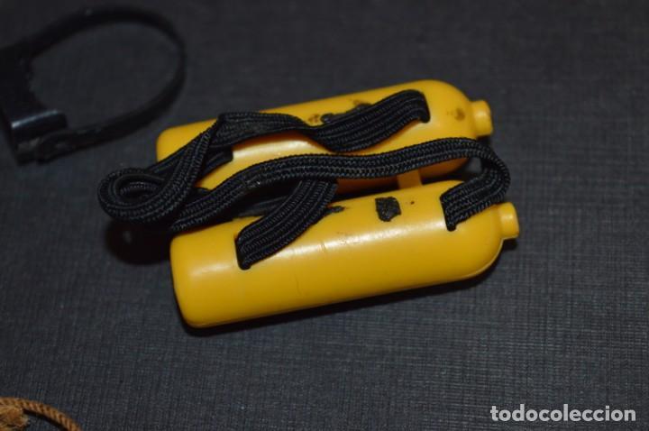 Madelman: Lote 07- Piezas/accesorios variados de MADELMAN antiguo / Todo original MADEL ¡Mirar fotos/detalles! - Foto 12 - 224921875