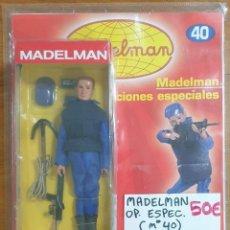 Madelman: MADELMAN OPERACIONES ESPECIALES NUEVO SIN DESPRECINTAR. Lote 225309955