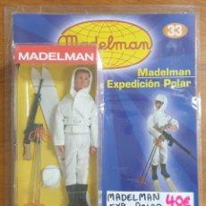 Madelman: MADELMAN EXPEDICIÓN POLAR NUEVO SIN DESPRECINTAR. Lote 225310270