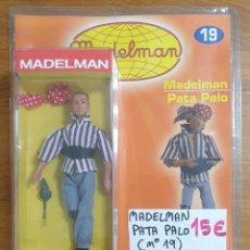 Madelman: MADELMAN PATA PALO NUEVO SIN DESPRECINTAR. Lote 225312330