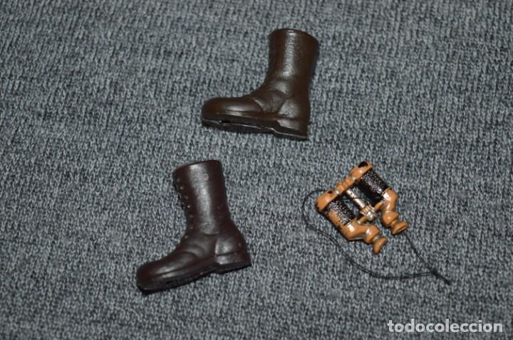 Madelman: Lote 17- Piezas/accesorios variados de MADELMAN antiguo / Todo original MADEL ¡Mirar fotos/detalles! - Foto 21 - 225369680